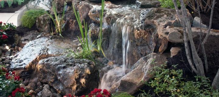 Waterfalls Green Stone Company Natural Stone And
