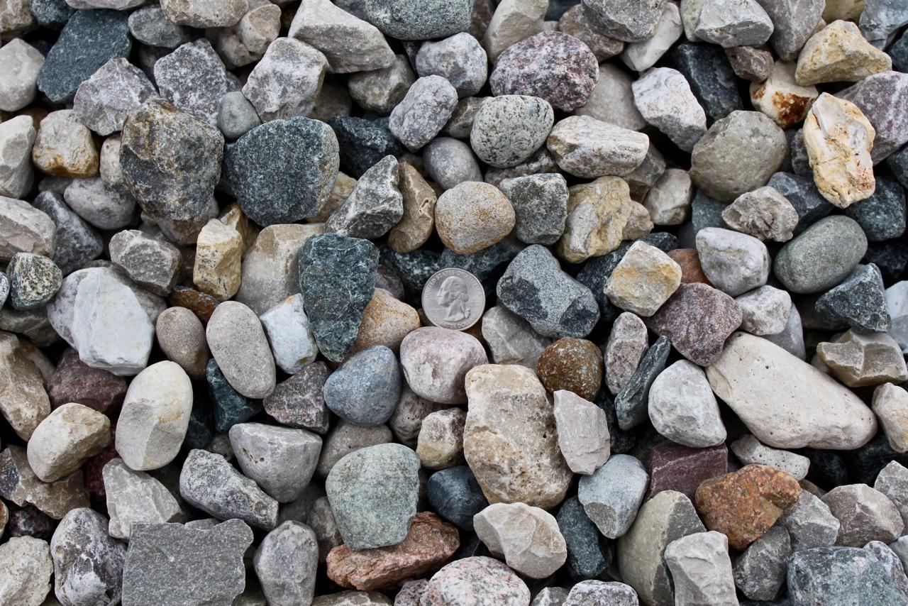 Green Stone | Decorative Gravel | Stony Creek River Rock