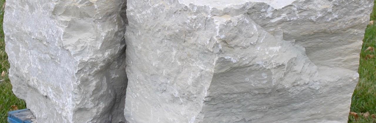Canyon Gray Chunk Boulders