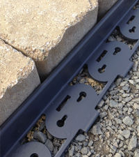 Universal Paver Rail | Landscape Accessories | Green Stone Company | Noblesville, Indiana
