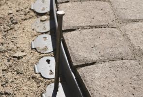 Flex Paver Rail | Landscape Accessories | Green Stone Company | Noblesville, Indiana