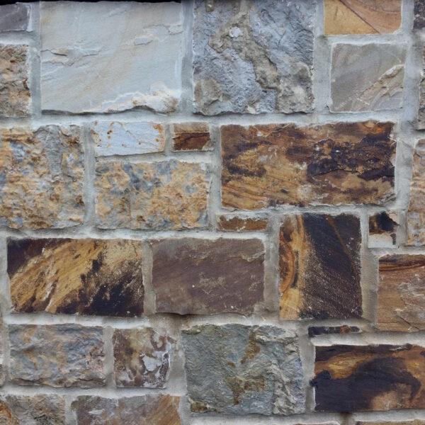 Cumberland Mountain Brown Castle Rock   Green Stone Company