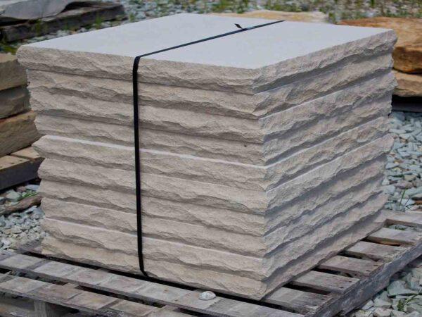 indiana-limestone-rock-faced-24-inch-wall-pier-column-cap-greenstone-natural-stone-supplier-landscape-supply