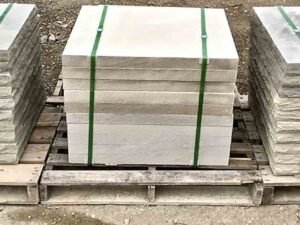 indiana-limestone-sawn-faced-28-inch-wall-pier-column-cap-greenstone-natural-stone-supplier-landscape-supply-