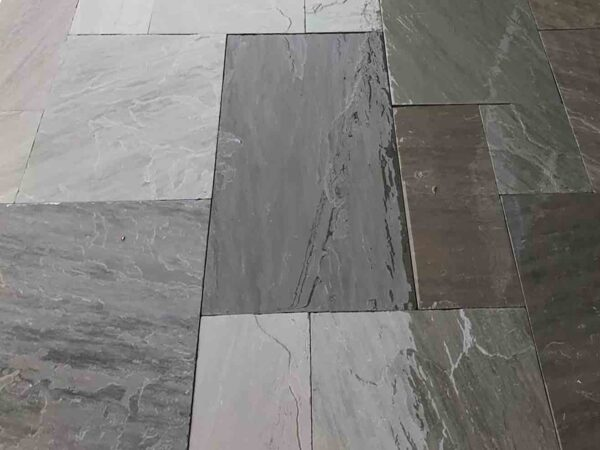 hudson-gray-pewter-tumbled-sandstone-patio-pool-deck-stone-patterned-natural-stone-supplier-greenstone-hardscape-supply