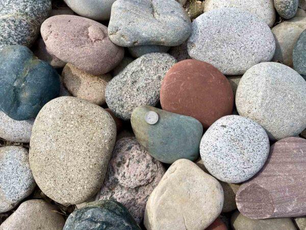 kewanee-creek -flats-cobbles--greenstone-natural-stone-supplier-landscape-supply
