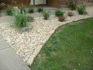 Natural Stone Edging